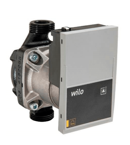 Circulador Wilo para las instalaciones solares térmicas