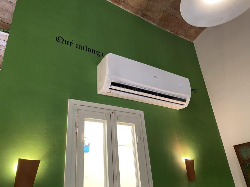 Mantenimiento del aire acondicionado con Instalfactor